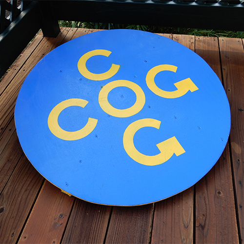COG Balance Board